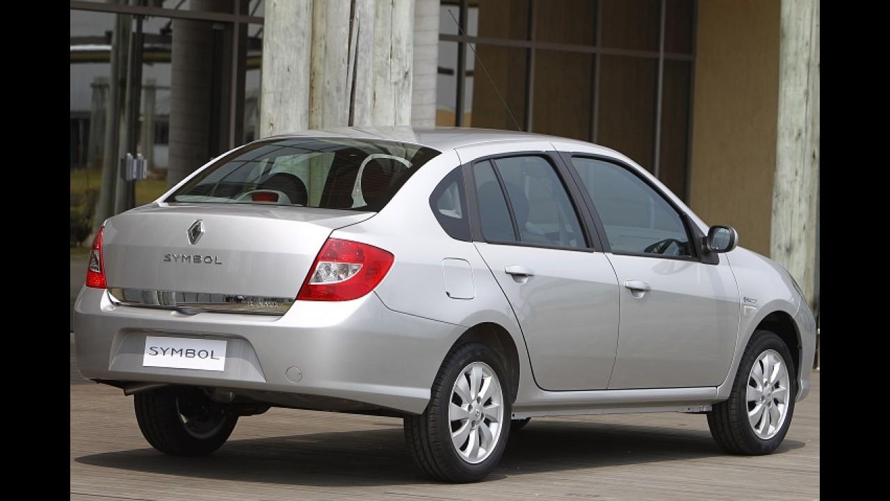 Fim de linha: Renault encerra produção do Symbol na Argentina