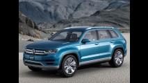 VW: produção do CrossBlue esbarra no alto custo