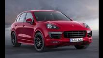 Porsche Cayenne alcança 600 mil unidades produzidas em 12 anos