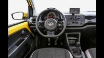 VW up! sofre reajuste de preços e agora parte de R$ 27.520