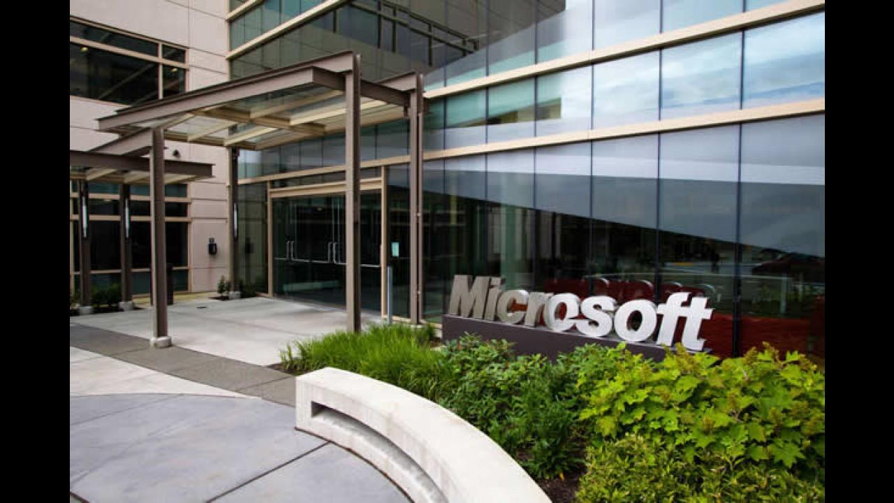 Volkswagen se une à Microsoft para criar software de entretenimento