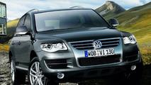 2007 VW Touareg Facelift