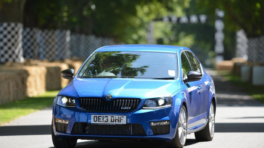 Skoda planning hotter Octavia RS with 280 PS - report