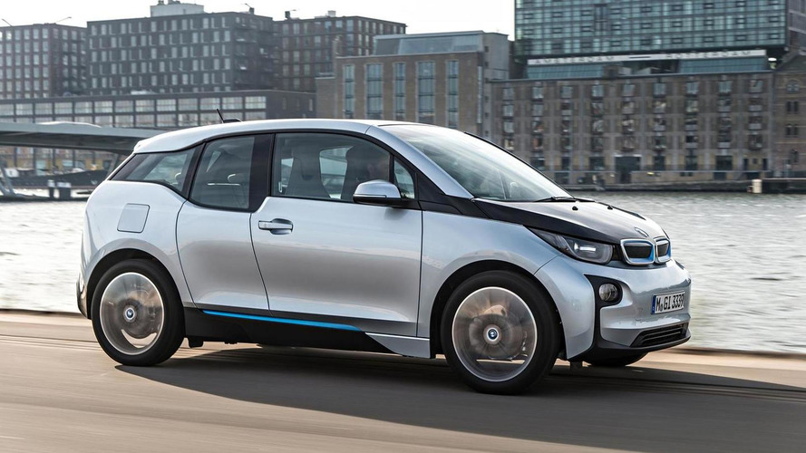 BMW i5 family car in the works - report