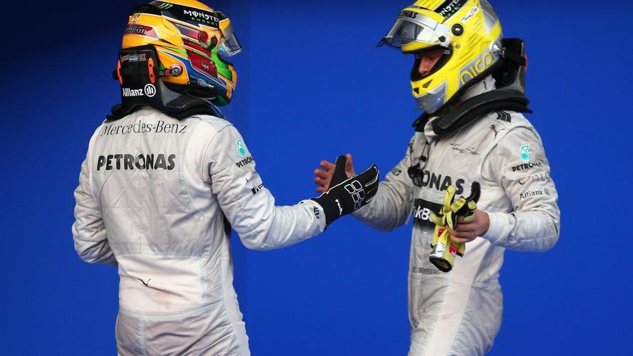 Vettel says Mercedes has best F1 duo