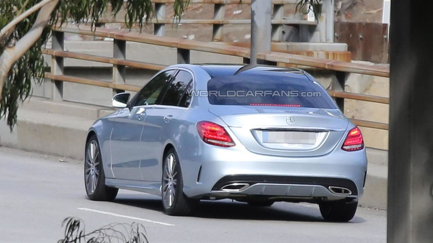 2014 Mercedes-Benz C-Class to be revealed on Dec 16, public debut at NAIAS - report