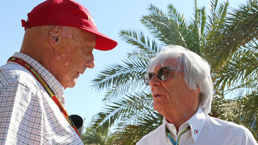 No title cliff-hanger in 2014 - Ecclestone