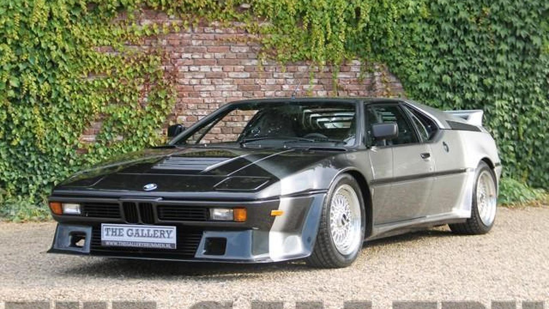 BMW M With AHG Package On Sale For EUR - 1981 bmw m1 for sale