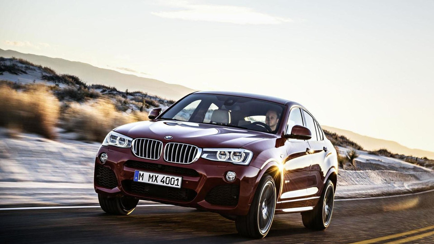 2017 BMW X2 to be offered in three- and five-door body styles - report