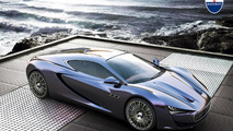 Maserati Bora revived via sensational renders