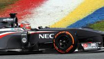 Nico Hulkenberg 22.03.2013 Malaysian Grand Prix