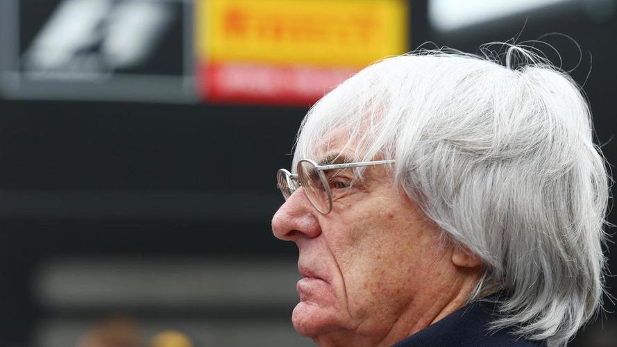 F1 heading for Azerbaijan debut - Ecclestone
