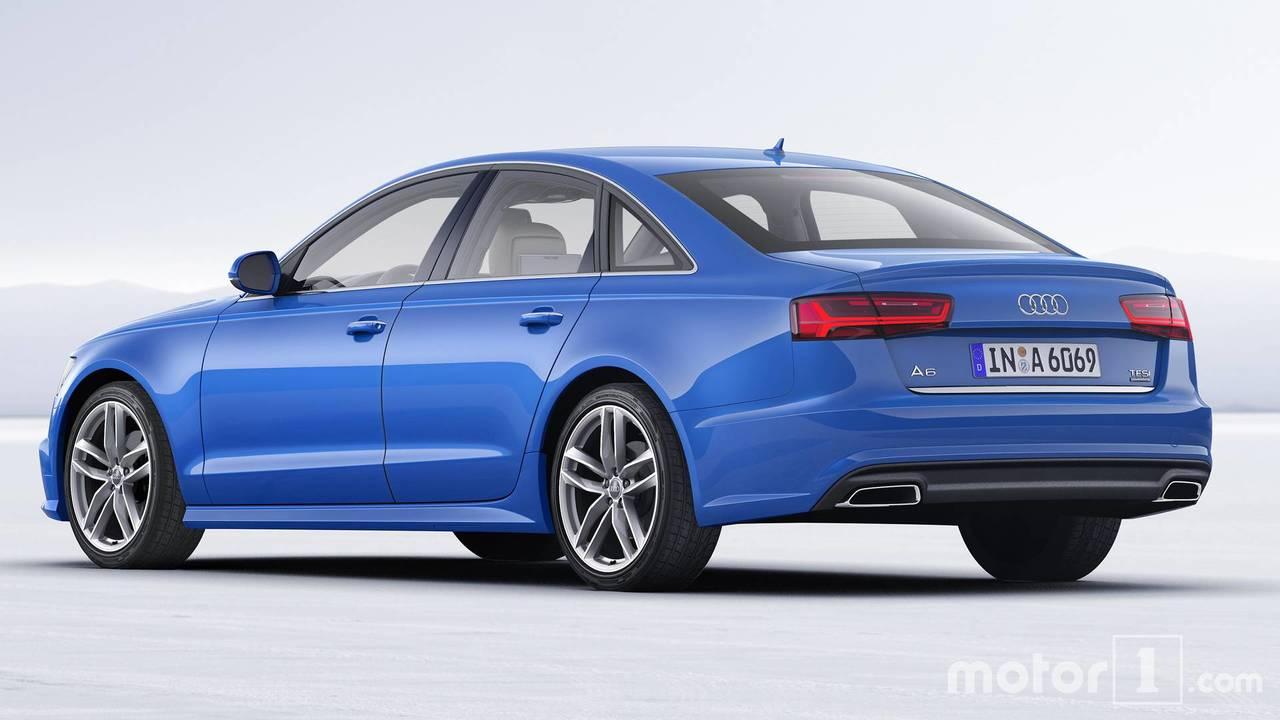Audi A6 C8 et C7