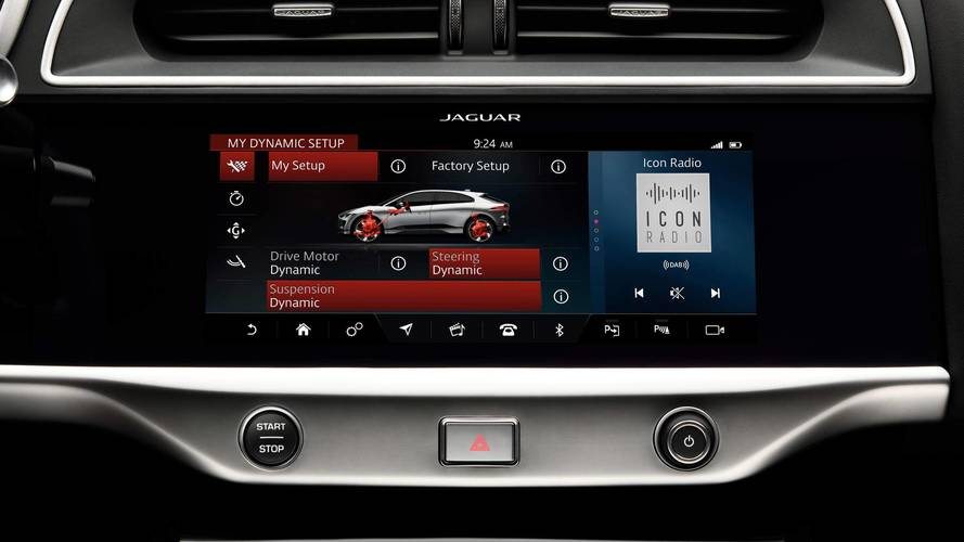 Jaguar Land Rover Teams Up With Blackberry For Infotainment
