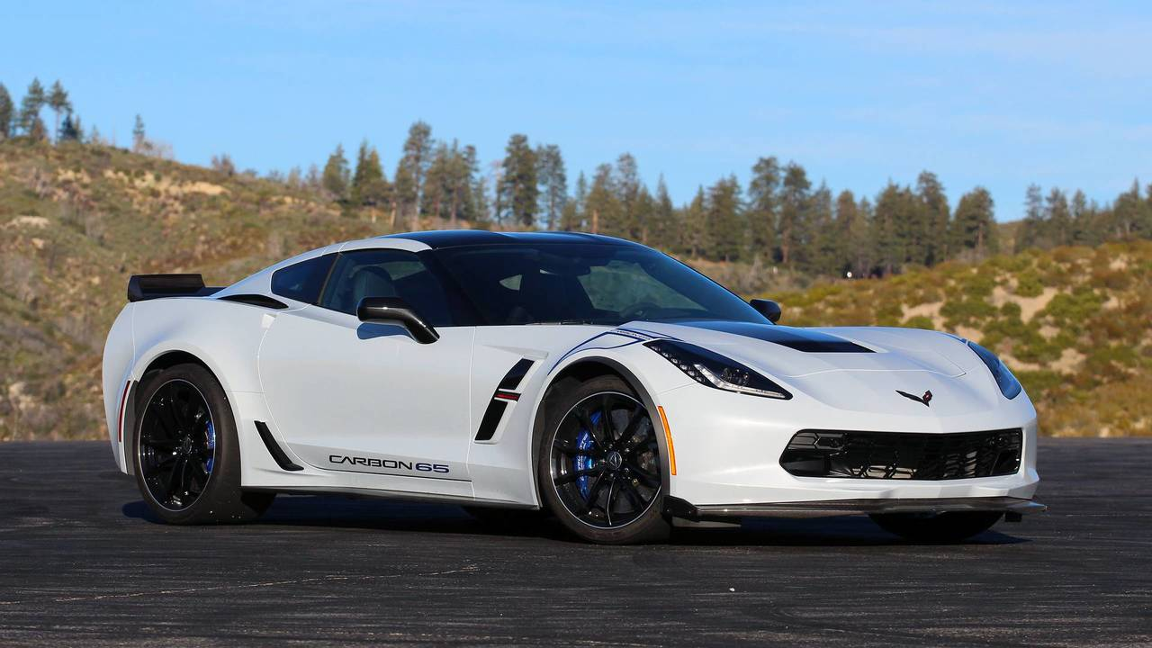2018 Chevy Corvette Grand Sport Review: Already Special, No Stickers Required
