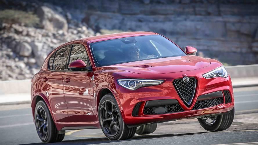 Prueba Alfa Romeo Stelvio Quadrifoglio 2018: el SUV más deportivo