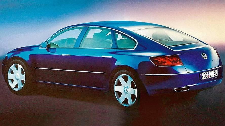 1999 VW Concept D: Concept We Forgot