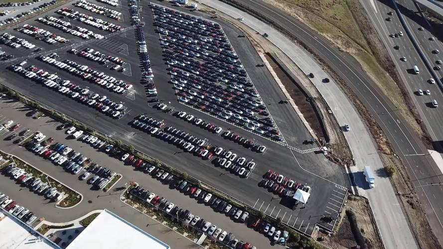 Tesla Model 3 Production Now Exceeds 2,000 Per Week, Says Musk