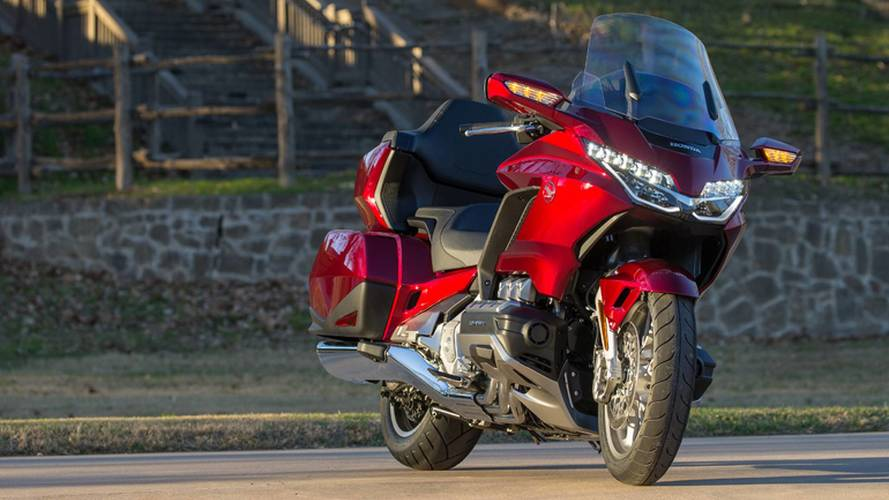 2018 Honda Gold Wing: First Ride