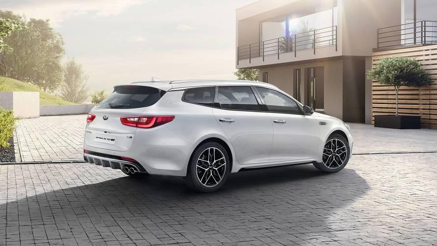 Kia Optima, yeni motorlarıyla Avrupa'da