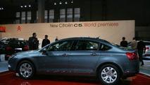 Citroen C5 World Debut at Brussels