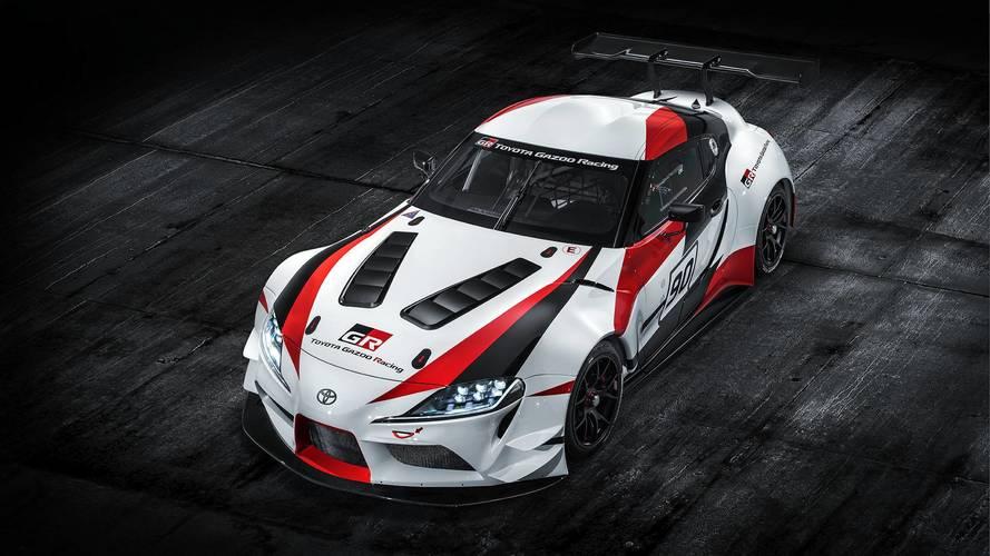 Toyota GR Supra Racing, il mito ritorna ed è già arrabbiato