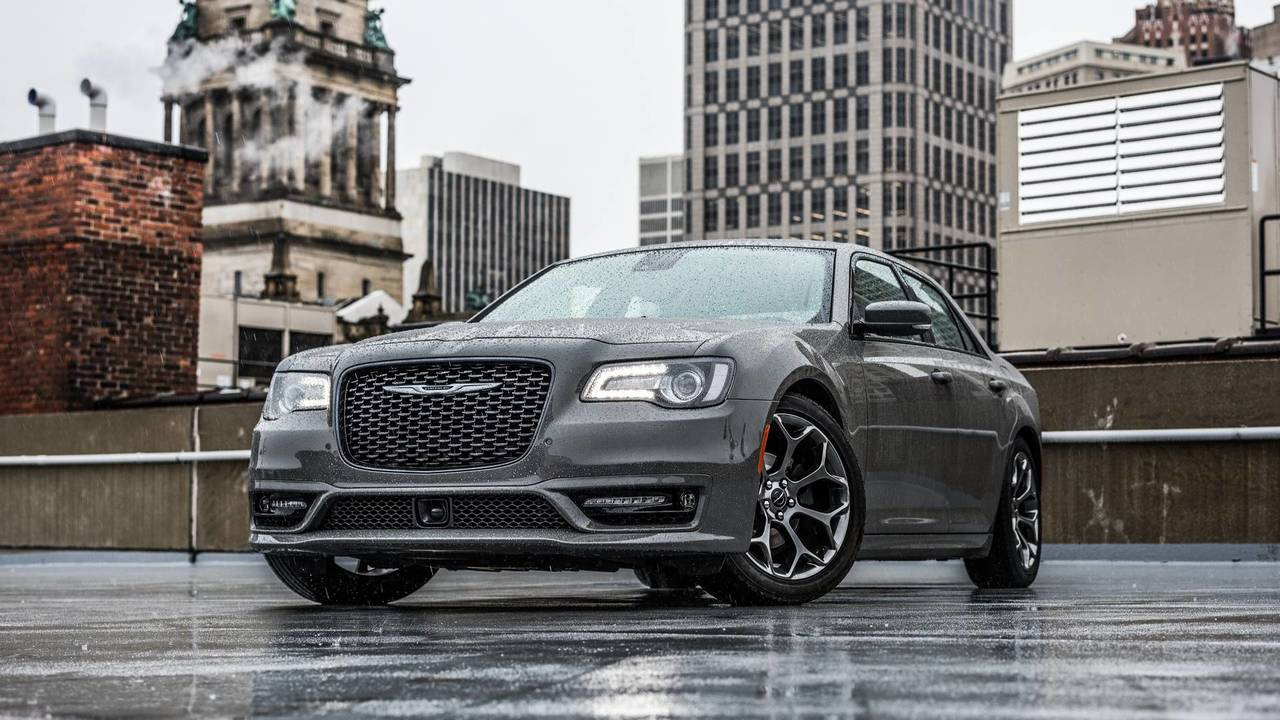 2. Chrysler 300
