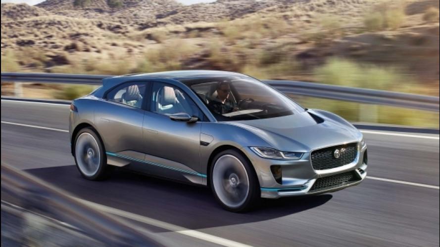 Jaguar Land Rover, un accordo con CluodCar per
