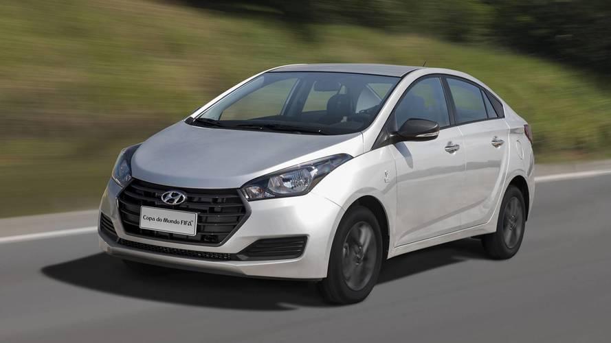 Hyundai HB20 edição Copa do Mundo 2018 tem preços a partir de R$ 49.990