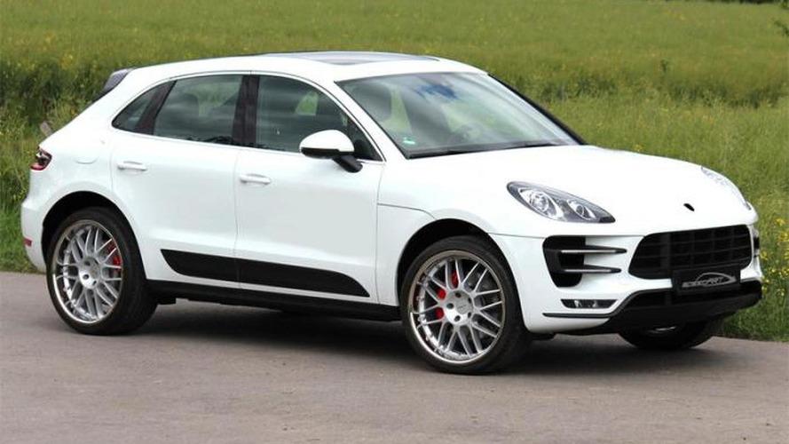 SpeedART returns with a new tuning program for the Porsche Macan