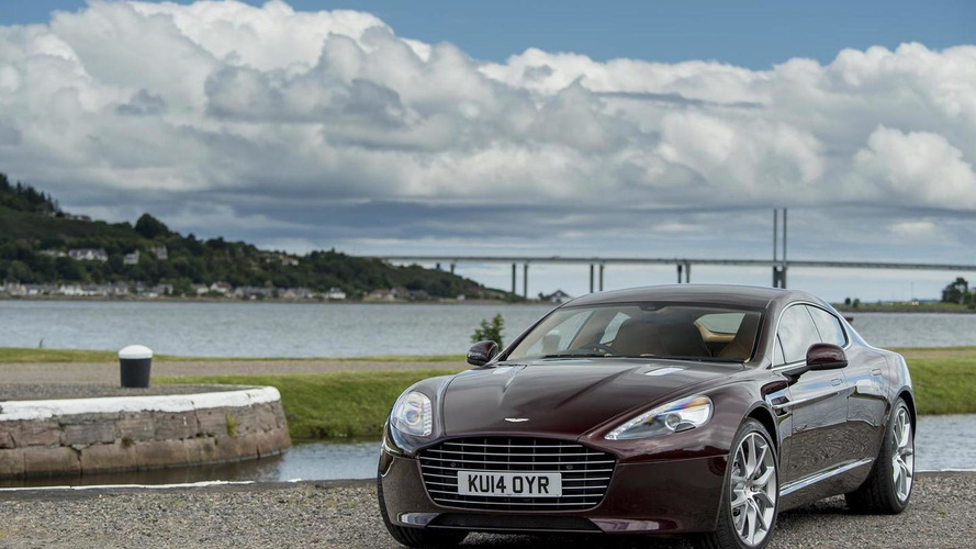 2015 Aston Martin Vanquish and Rapide S gain 8-speed Touchtronic III automatic gearbox
