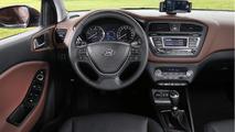 Hyundai i20 interior