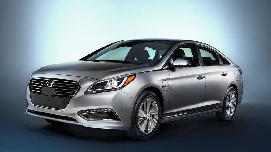 2016 Hyundai Sonata Plug-in Hybrid priced from $34,600