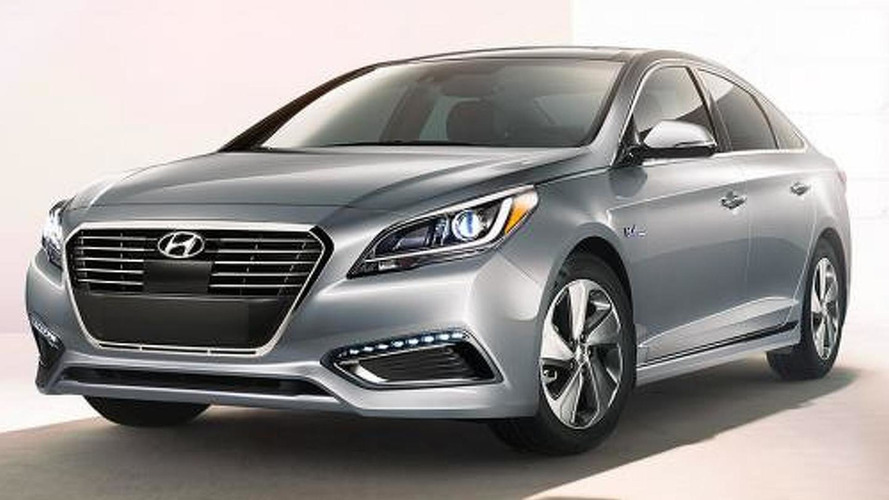 2016 Hyundai Sonata Hybrid unveiled, returns 42 mpg combined