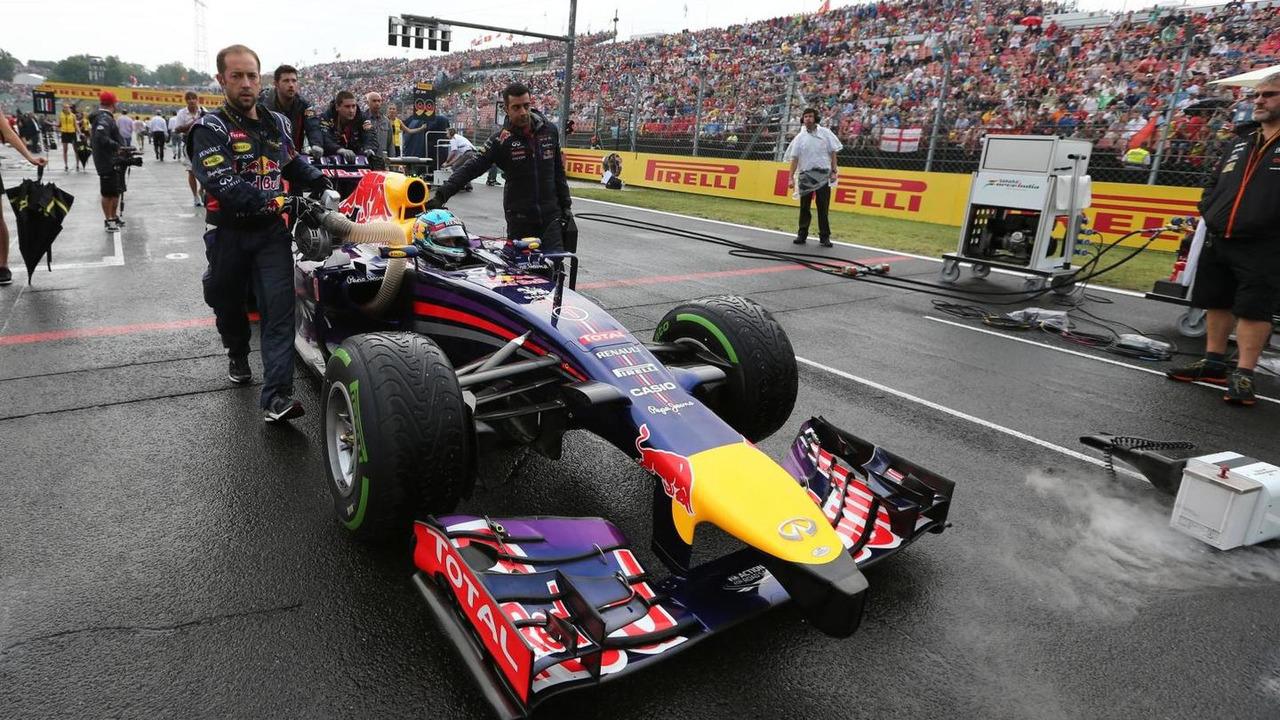 Sebastian Vettel (GER) / XPB
