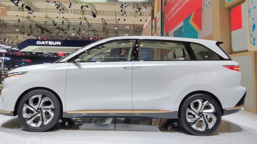 2017 Daihatsu Endonezya konseptleri