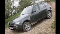 BMW X3 verbrauchsarm