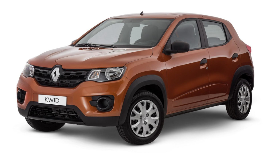 Renault Kwid terá 4 versões na Argentina e mais itens de série