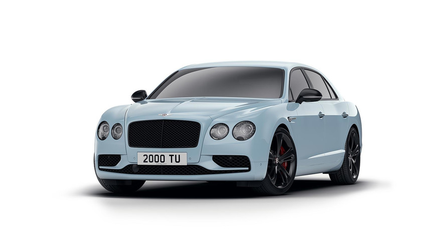 İşte Bentley Flying Spur V8 S Black Edition
