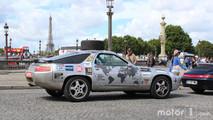La Traversée estivale de Paris 2017