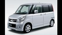 Ein-Mann-Auto in Tokio