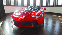Ferrari LaFerrari Aperta Garage