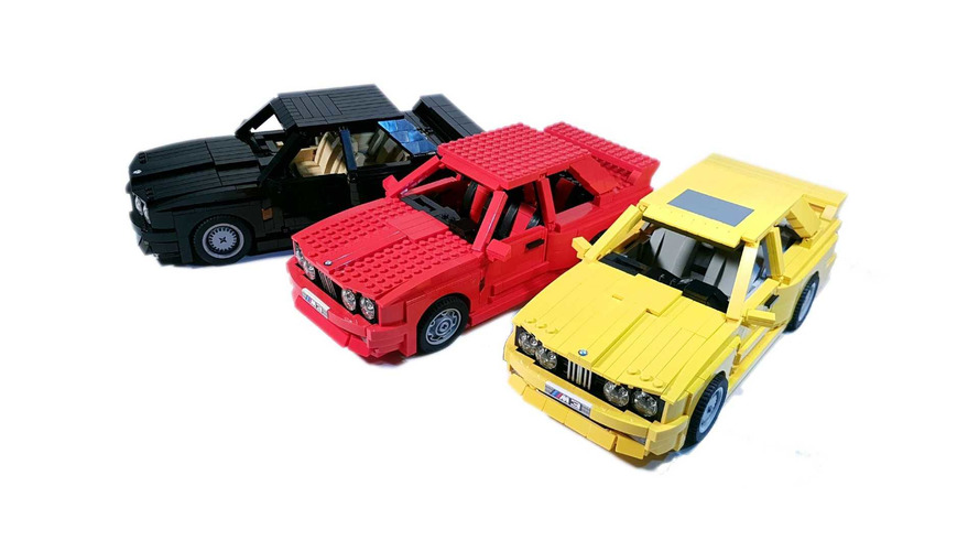 BMW E30 M3 Lego Proposal Is Chip Off The Old Block