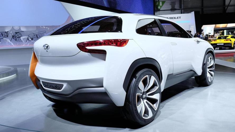 2014 Hyundai Intrado concept