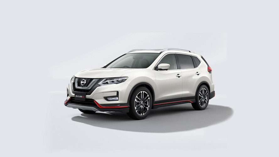 Nissan X-Trail Adds Nismo Performance Package In Japan