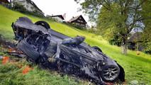 Rimac Concept One - Richard Hammond kazası