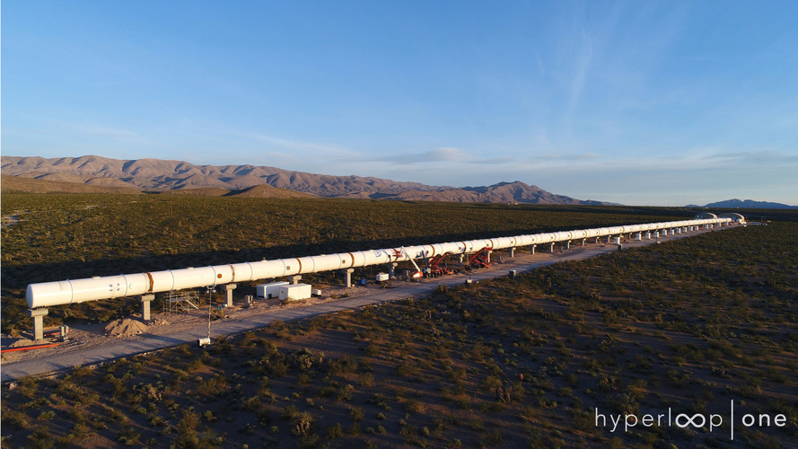 Hyperloop One Reveals 11 Proposed Routes Across The U.S.