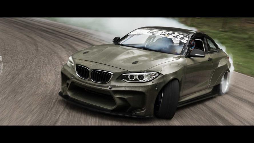 Cómo suena este increíble BMW M2 con 820 CV