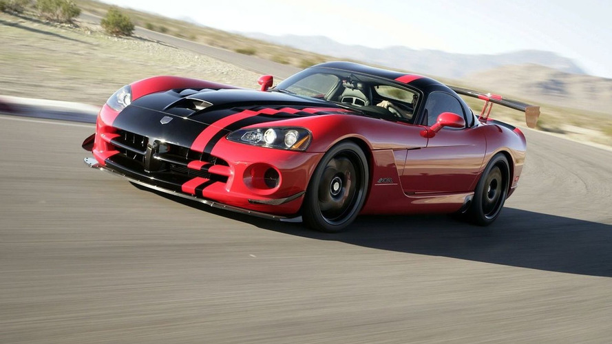 Dodge Viper ACR Unofficially Laps Nurburgring in 7min 22.1secs