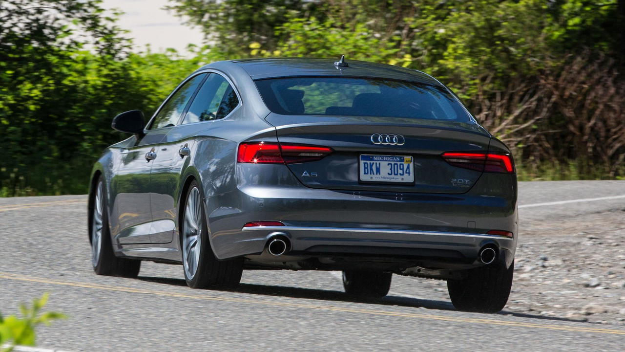 Used Audi S5 Review The New 349bhp Audi S5 Coupe Top Gear